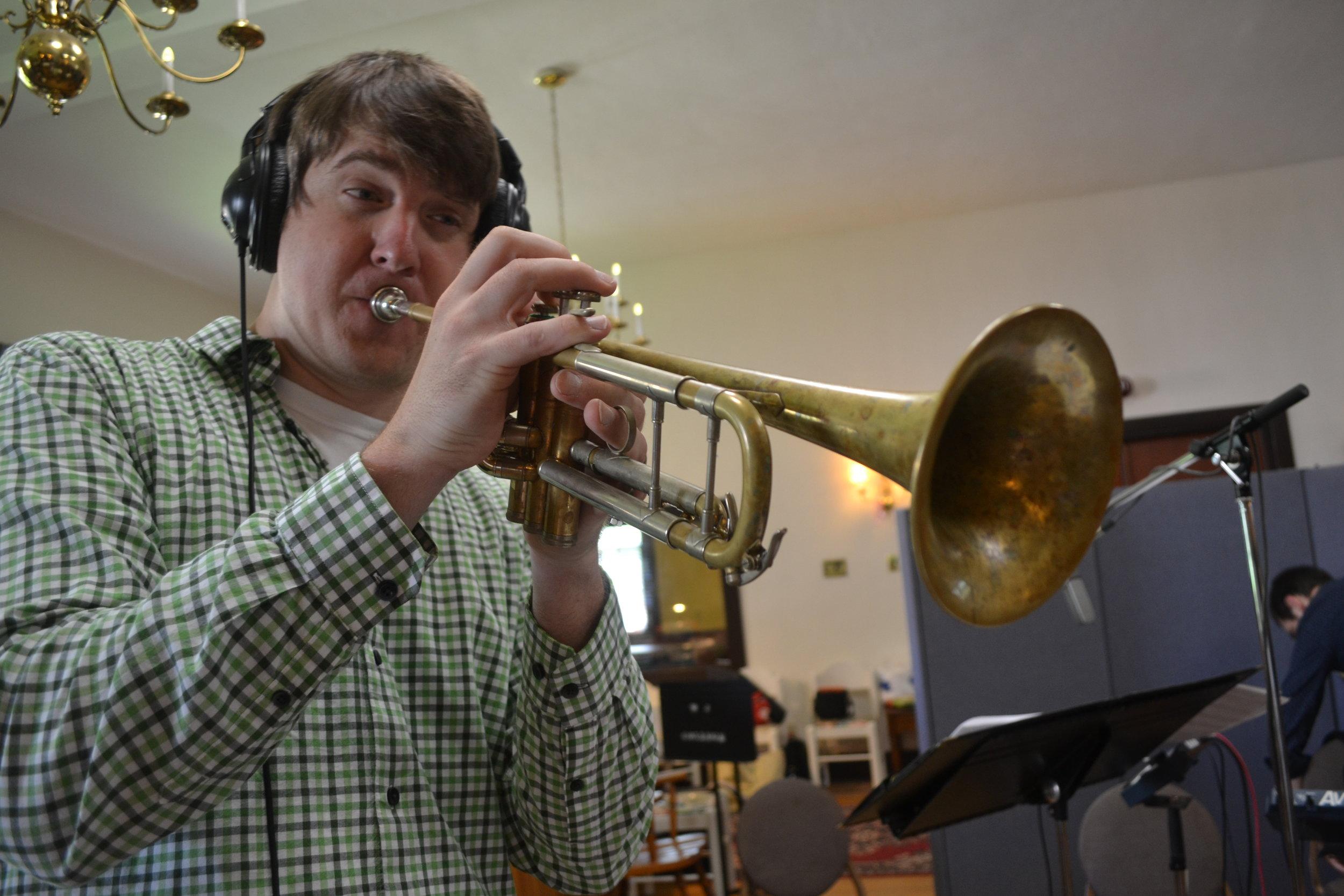 Kyle Simpson releases newest jazz album