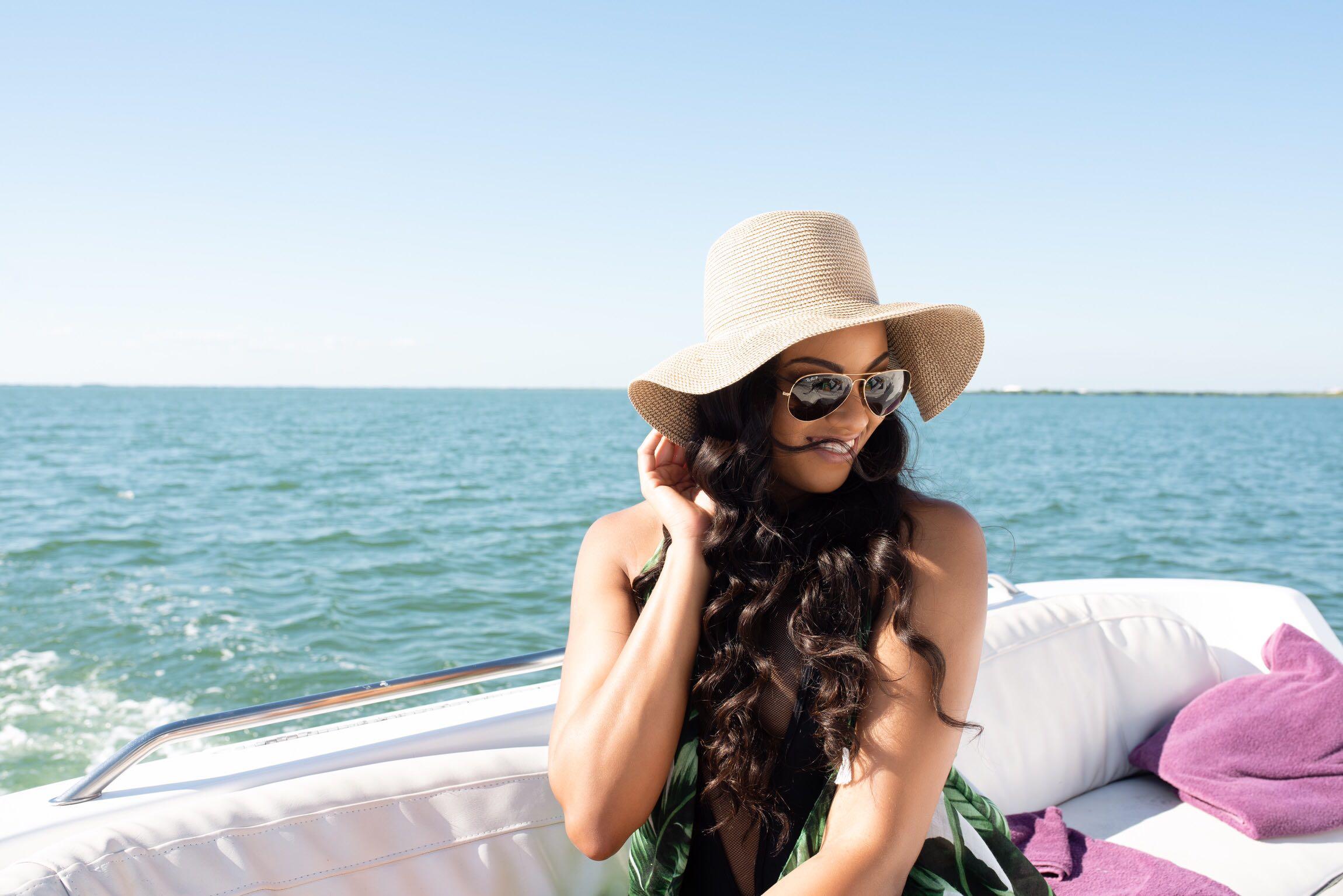 Courtnie Nichols, founder of TravelBash