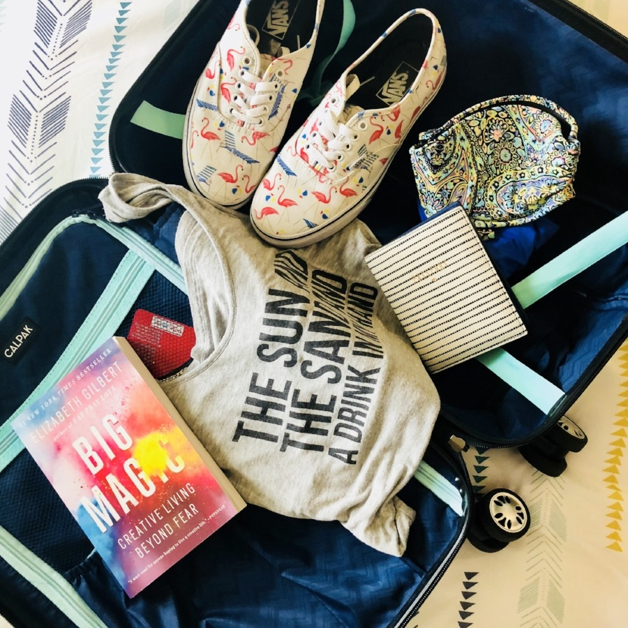 How to Pack for a Destination Wedding -