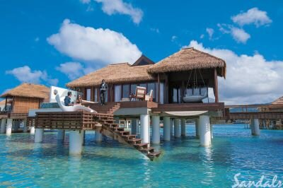 Image courtesy of    Sandals Resorts   .