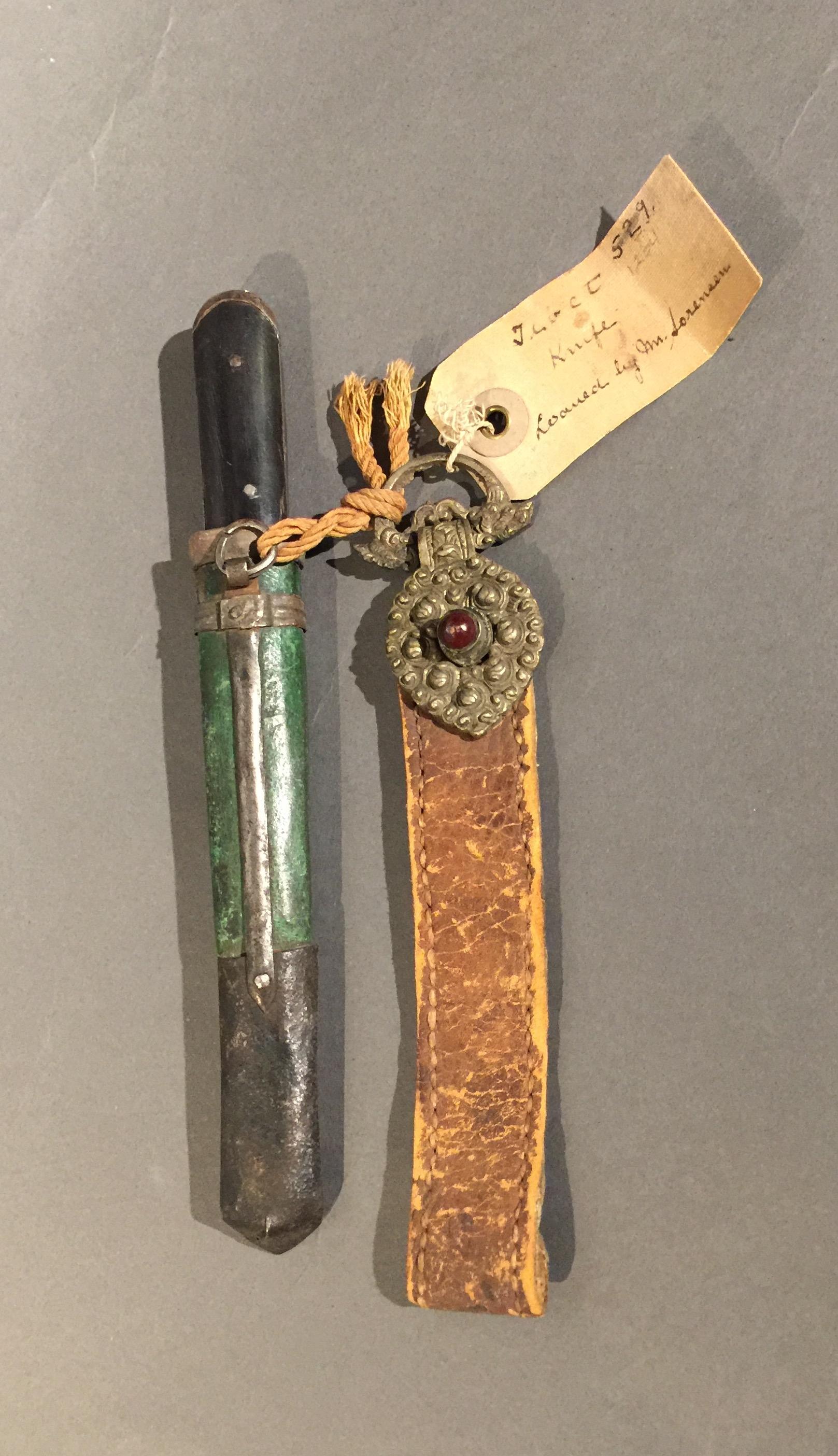 Tibetan Knife