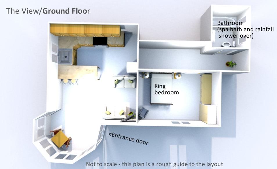 The View - Ground Floor Plan