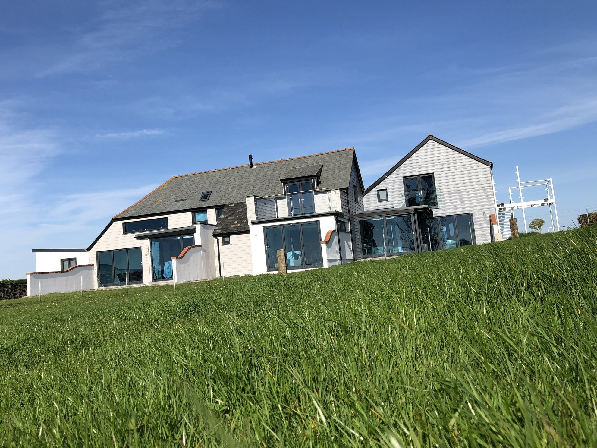 New luxury apartments in Bude, Cornwall