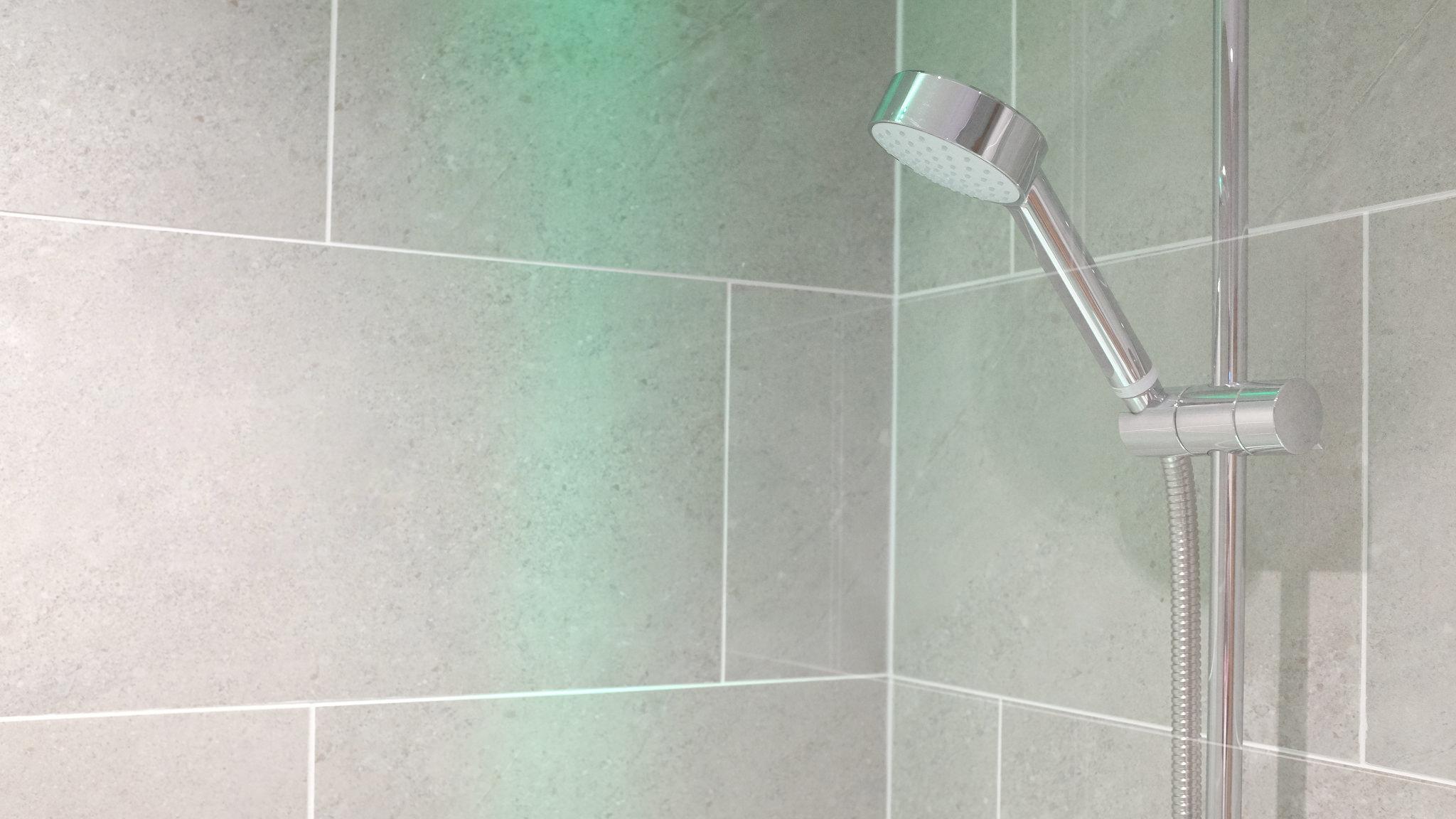 Bathroom small shower attachment