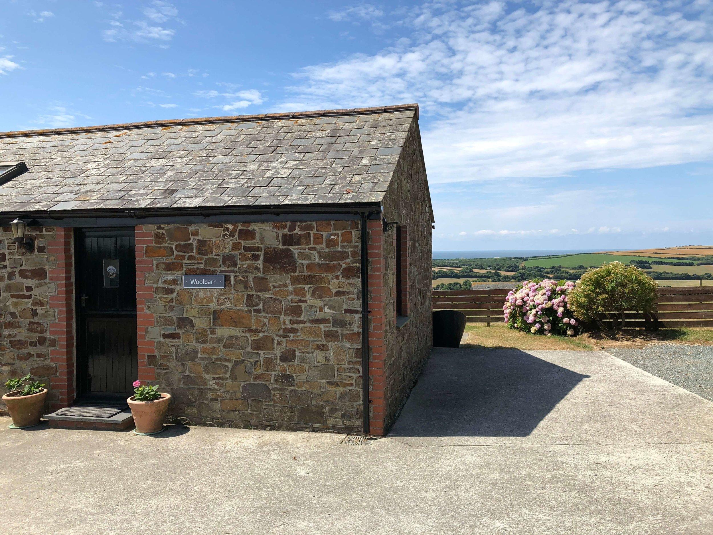 Woolbarn perfect Cornish retreat for two