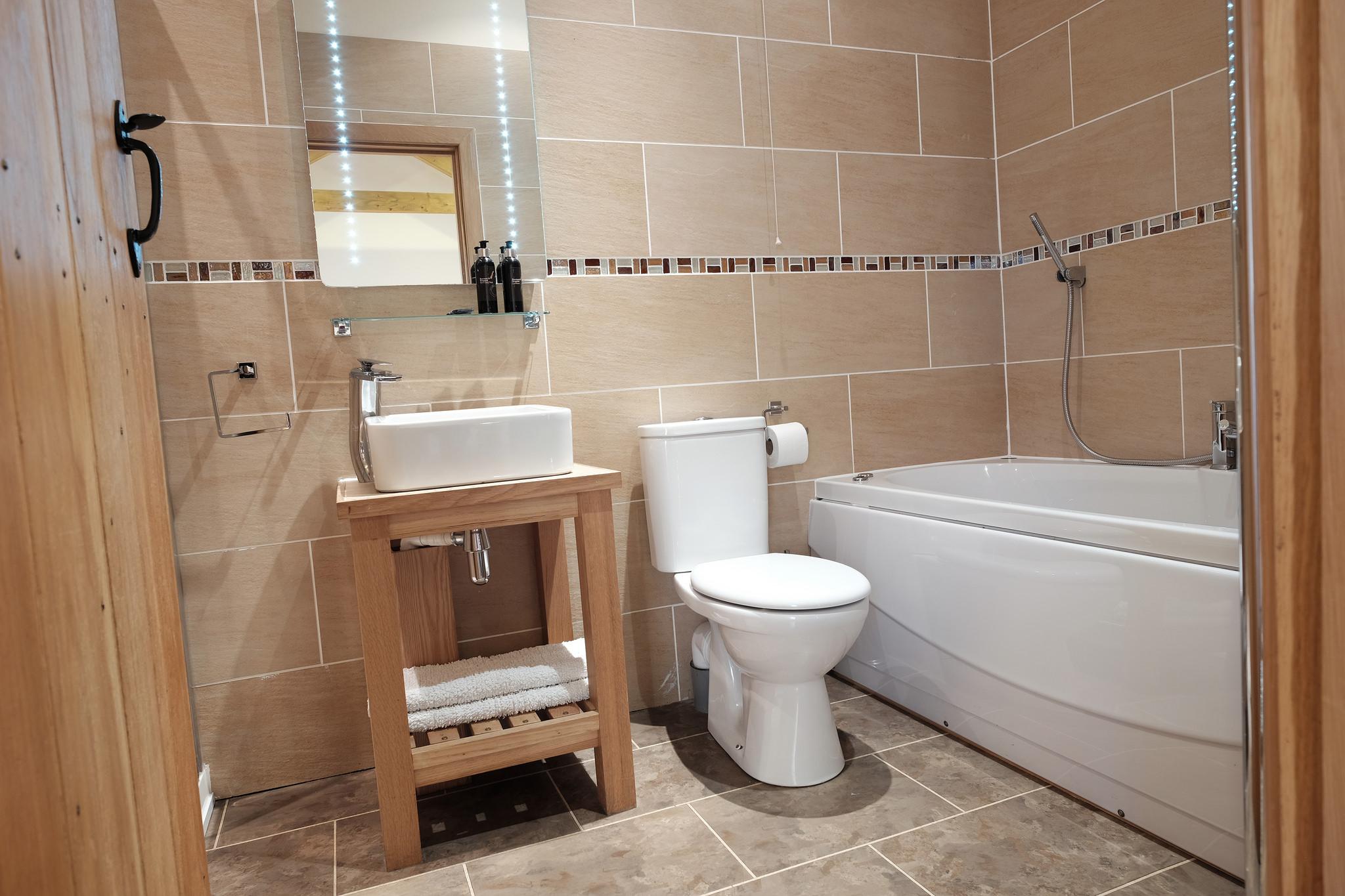 Wenna's Well luxury bathroom