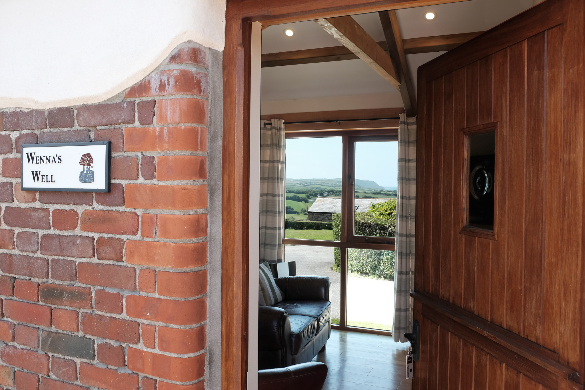 Wenna's Well - Romantic barn conversion for two