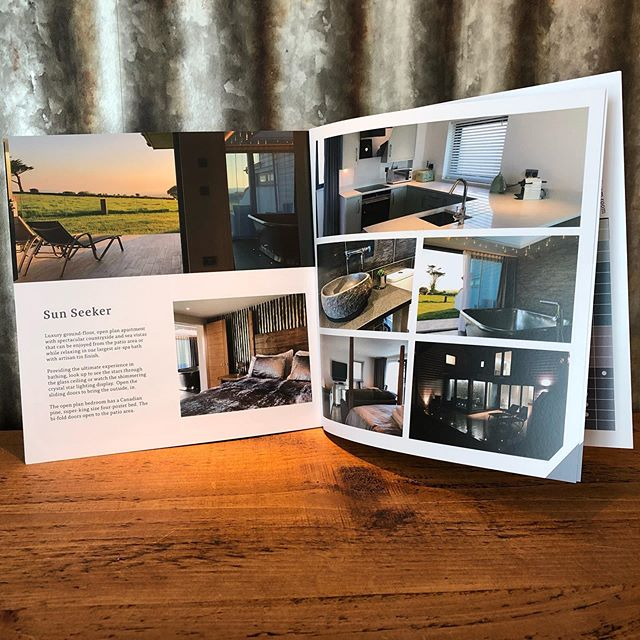 Our new 2019 brochure is now available, showcasing all 20 retreats with a features grid to help you compare the cottages and apartments. . 📮  🏡 Request a copy to be posted to your home address at the bottom of any page on our website (link in bio). . We hope you like it!
