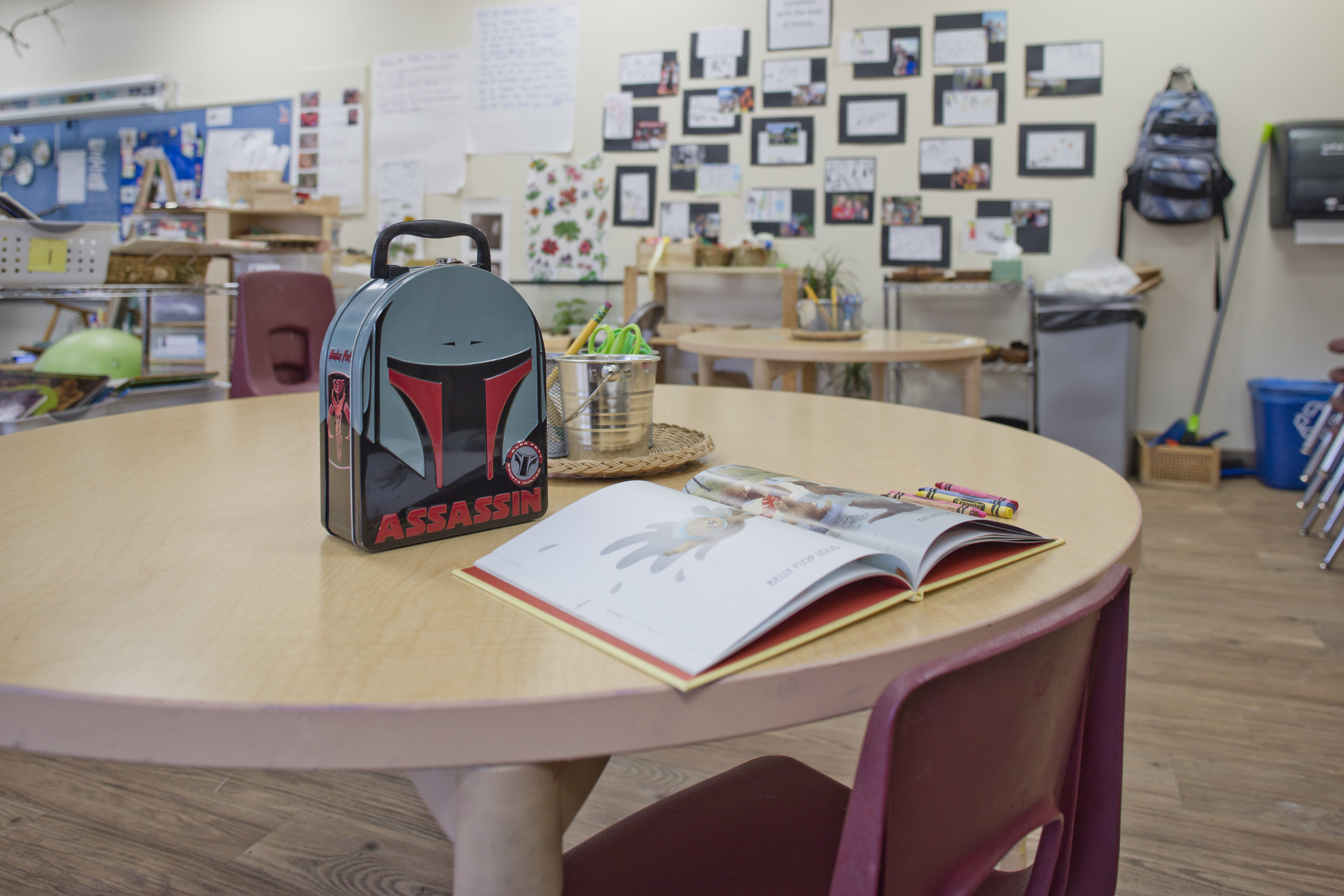 STAR WARS ASSASSIN LUNCHBOX