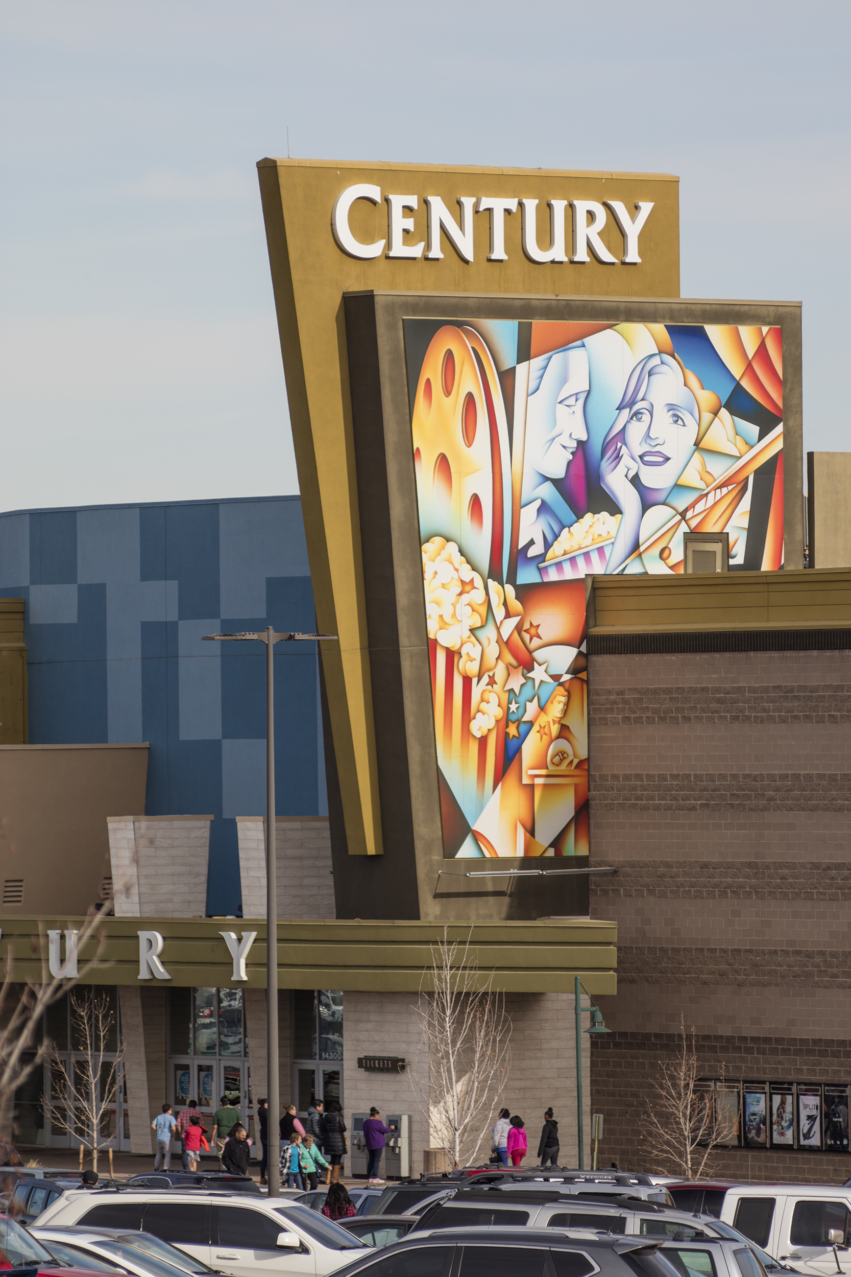 CENTURY 16 THEATER, AURORA COLORADO    SITE OF MASS SHOOTING, JULY 16, 2015    Fatalities:   (12 total)   Jonathan T. Blunk, 26   Alexander J. Boik, 18   Air Force Staff Sgt Jesse E. Childress, 29   Gordon W. Cowden, 51   Jessica Ghawi, 24   Petty Officer 3rd Class John Thomas Larimer, 27   Matthew R. McQuinn, 27   Micayla C. Medek, 23   Veronica Moser-Sullivan, 6   Alex M. Sullivan, 27   Alexander C. Teves, 24   Rebecca Ann Wingo, 32