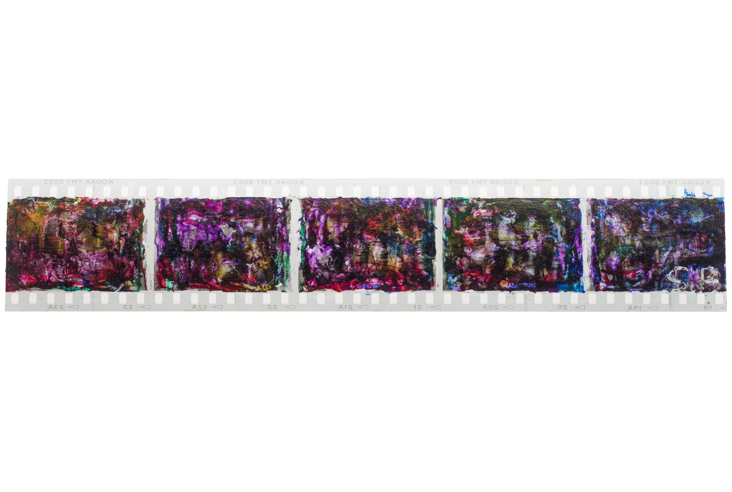 Painted Film Strip, 1.75 x 7 3/8 in.