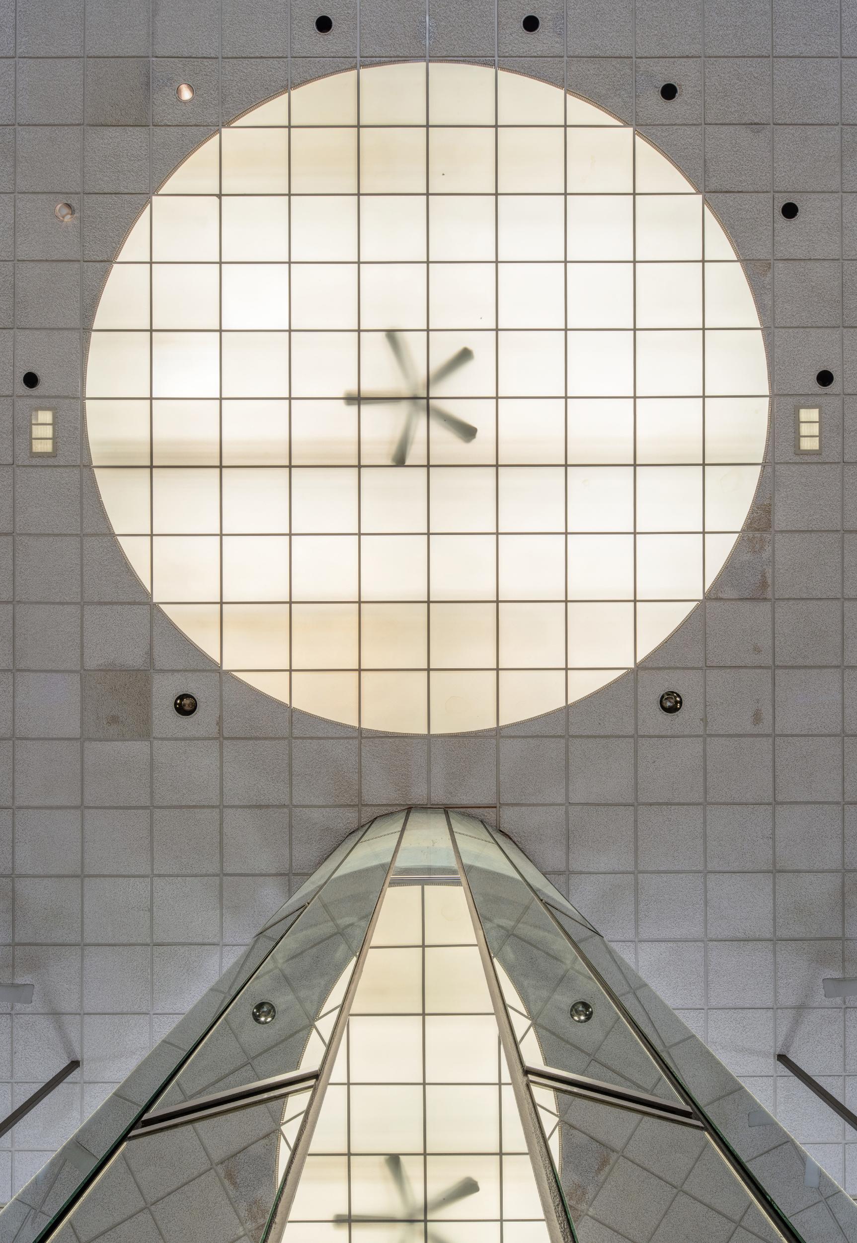 Skylight in Rosenblum Residence