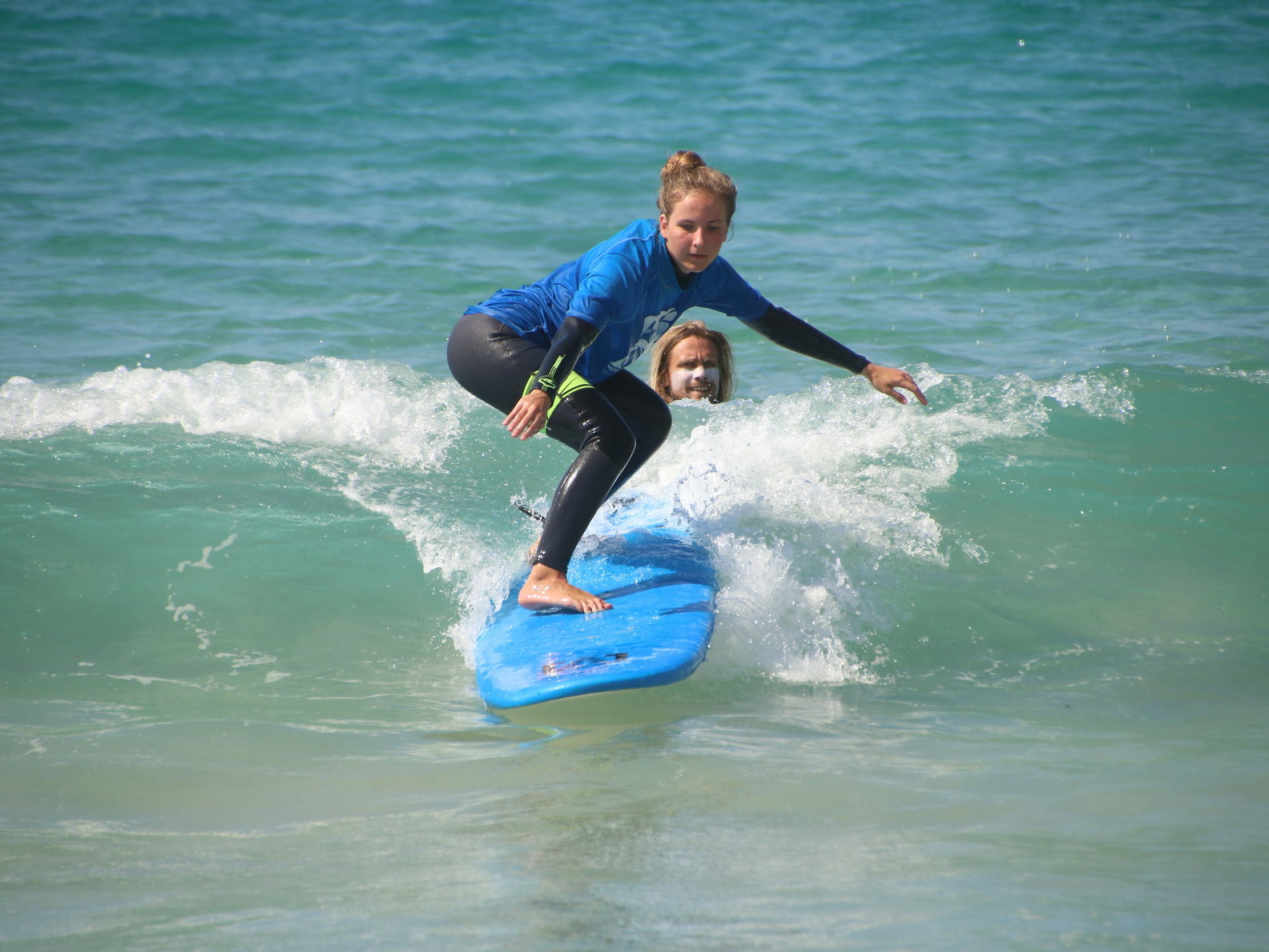 Surf Courses for Beginners and Intemediate -