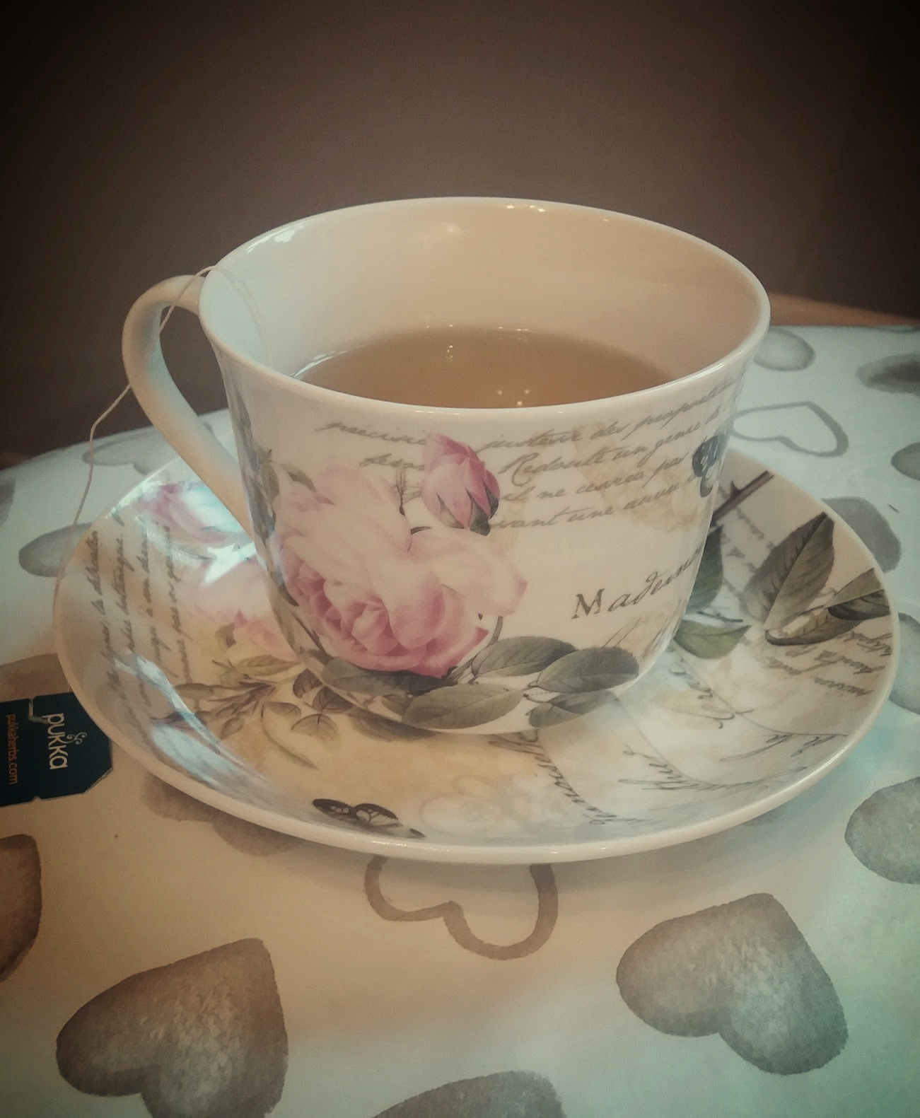 A cup of calm