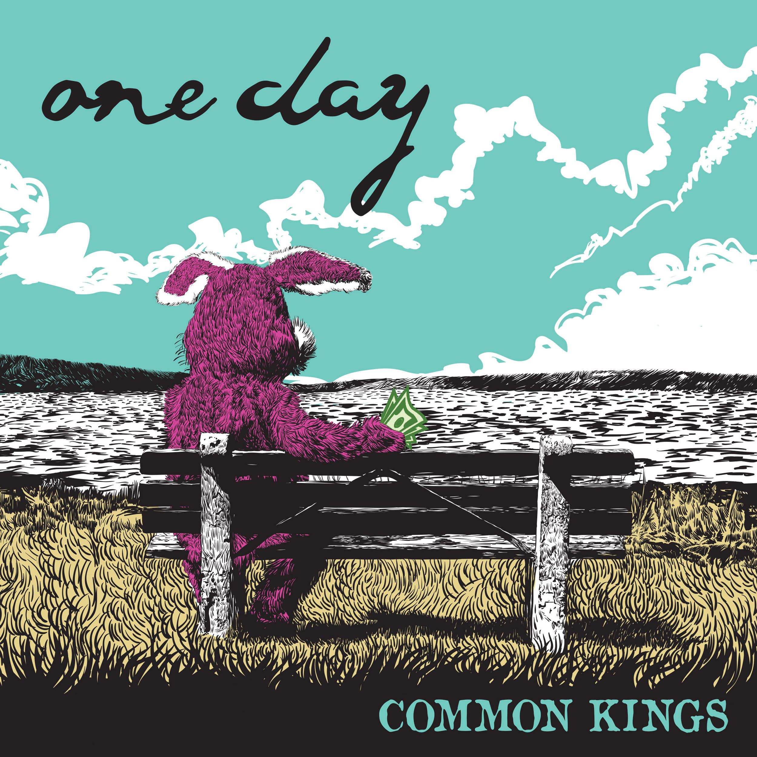 Common Kings - One Day (ep)