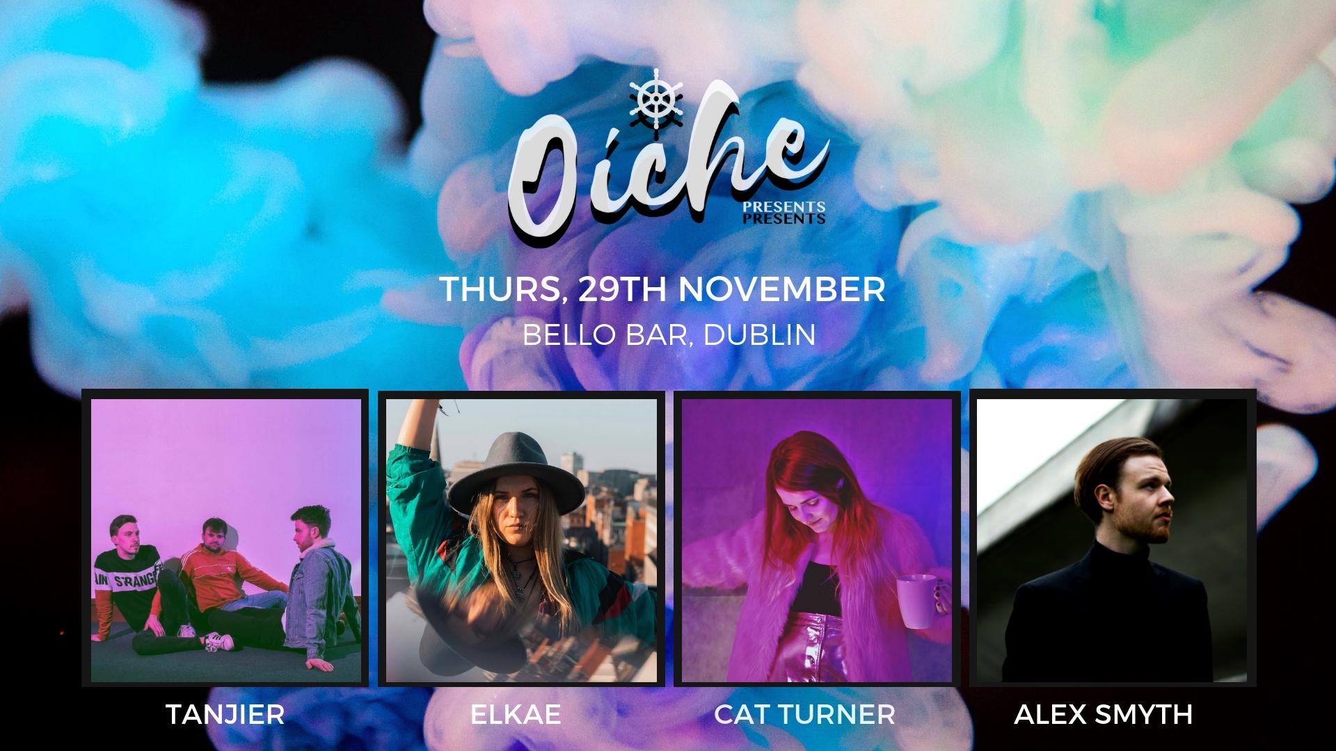Oíche Events Ireland Dublin Promoter events