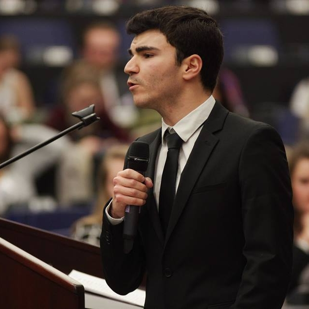 Speech by Alexandre about teaching a European history in national programs in the European Parliament