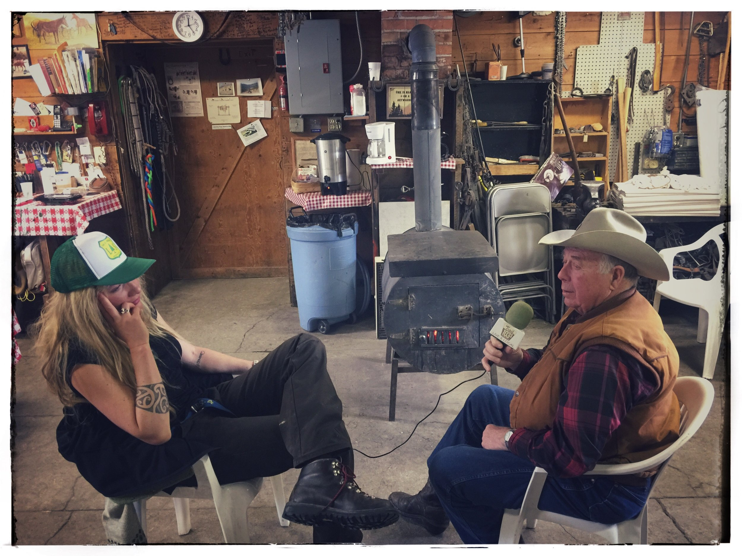 After two years of research & planning, I was finally able to join Smoke Elser for an interview inside Smoke's historic barn. I invite you to listen to stories from our local living cowboy legend, Smoke Elser. Smoke has spent the past 56 years living in the Bob Marshall wilderness packing mules and horses. This unique interview was recorded in Smoke's 113+ year old historic barn in the Rattlesnake wearing cowboy boots next to a crackling fire drinking muddy black coffee surrounded by thick snow & retired mules. This is a unique opportunity to pass down knowledge from a historic figure who arrived in Montana in 1955. Learn about the history of the Bob Marshall wilderness and some of Smoke's favorite places to camp after exploring over 55,000 miles of trail within the Bob. Learn about the first man who developed a map of the roadless land in the United States. Smoke is now 84 years old and he is currently teaching his 56th annual mule packing course in his barn right here in Missoula.