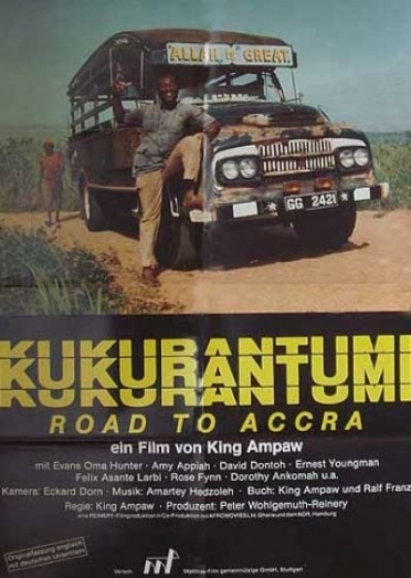 Kukurantumi, Road To Accra (Dir. King Ampaw 1984)