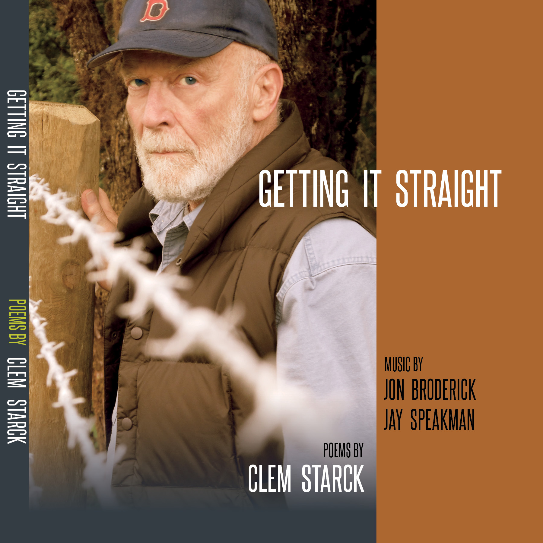 Getting It Straight , audio CD, recorded live in Cannon Beach, OR, 2013
