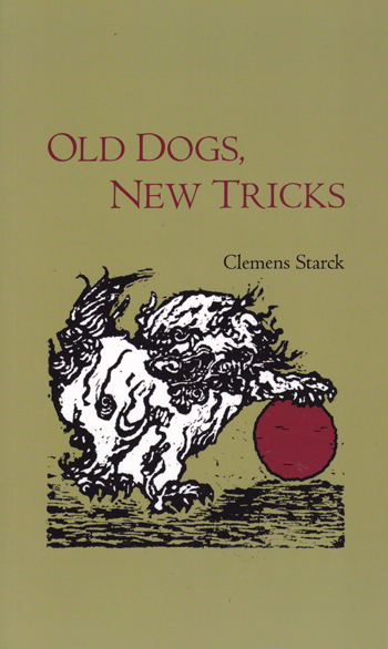 Old Dogs, New Tricks , Oblio Press, 2016  ISBN: 978-0-692-58405-7  PURCHASE BOOK