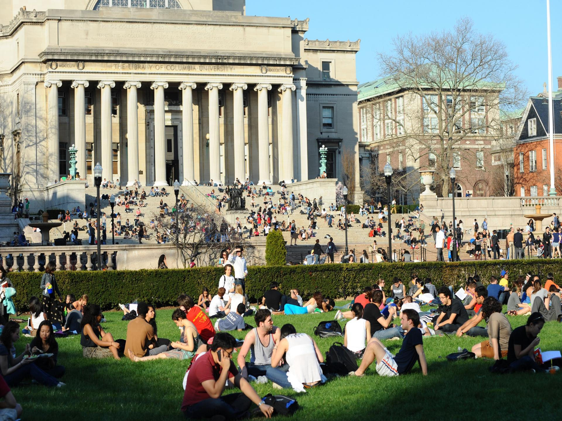 Columbia University in our backyard!