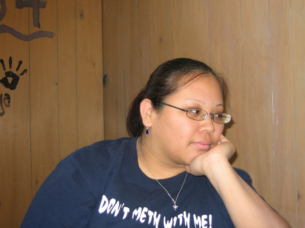 Contemplative Samantha