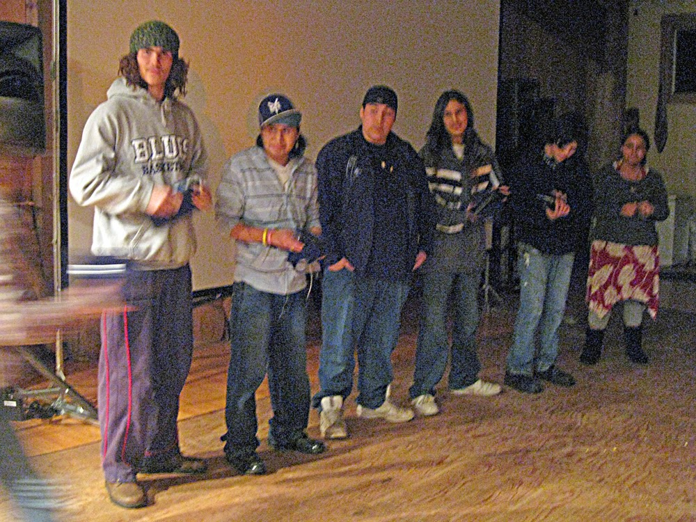 Left to right: Gwaliga, Curtis, Kiefer, Brandon, Tao and Kristy !