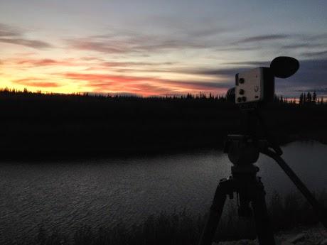 Sunrise shoot