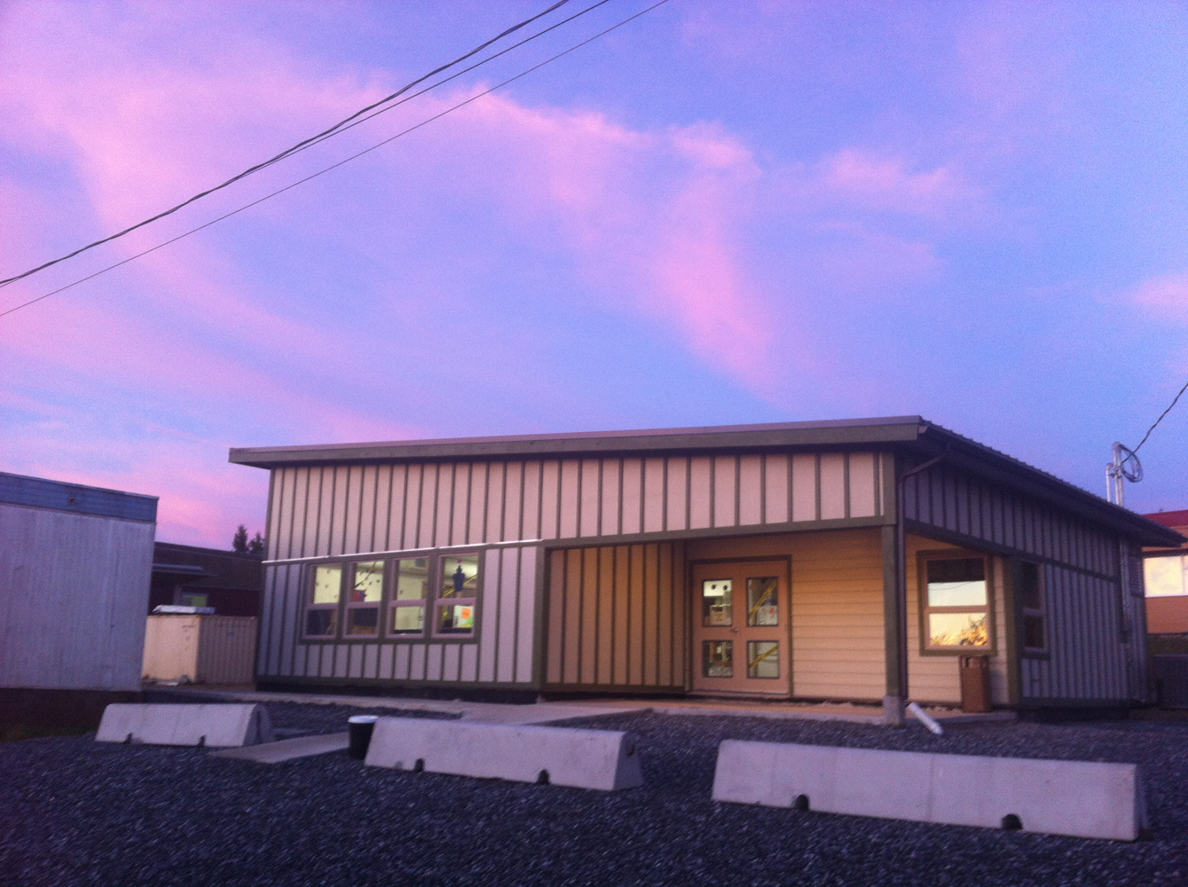 The brand new YOUTH CENTRE pretty in pink!