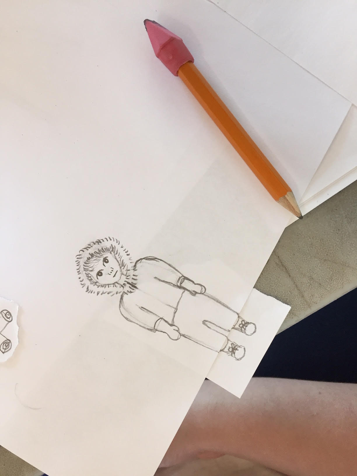 Ciara is an artist - FOR SURE