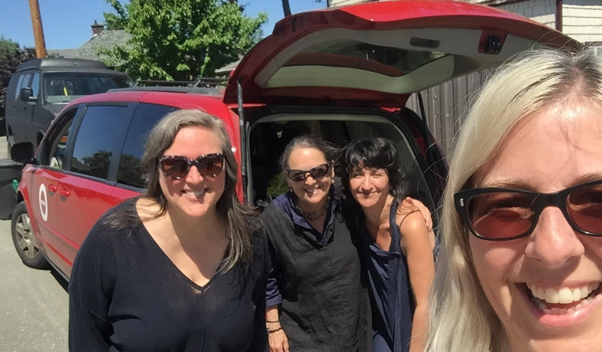 Mentor Team: Julie, Tracy, Sebnem and Lisa g