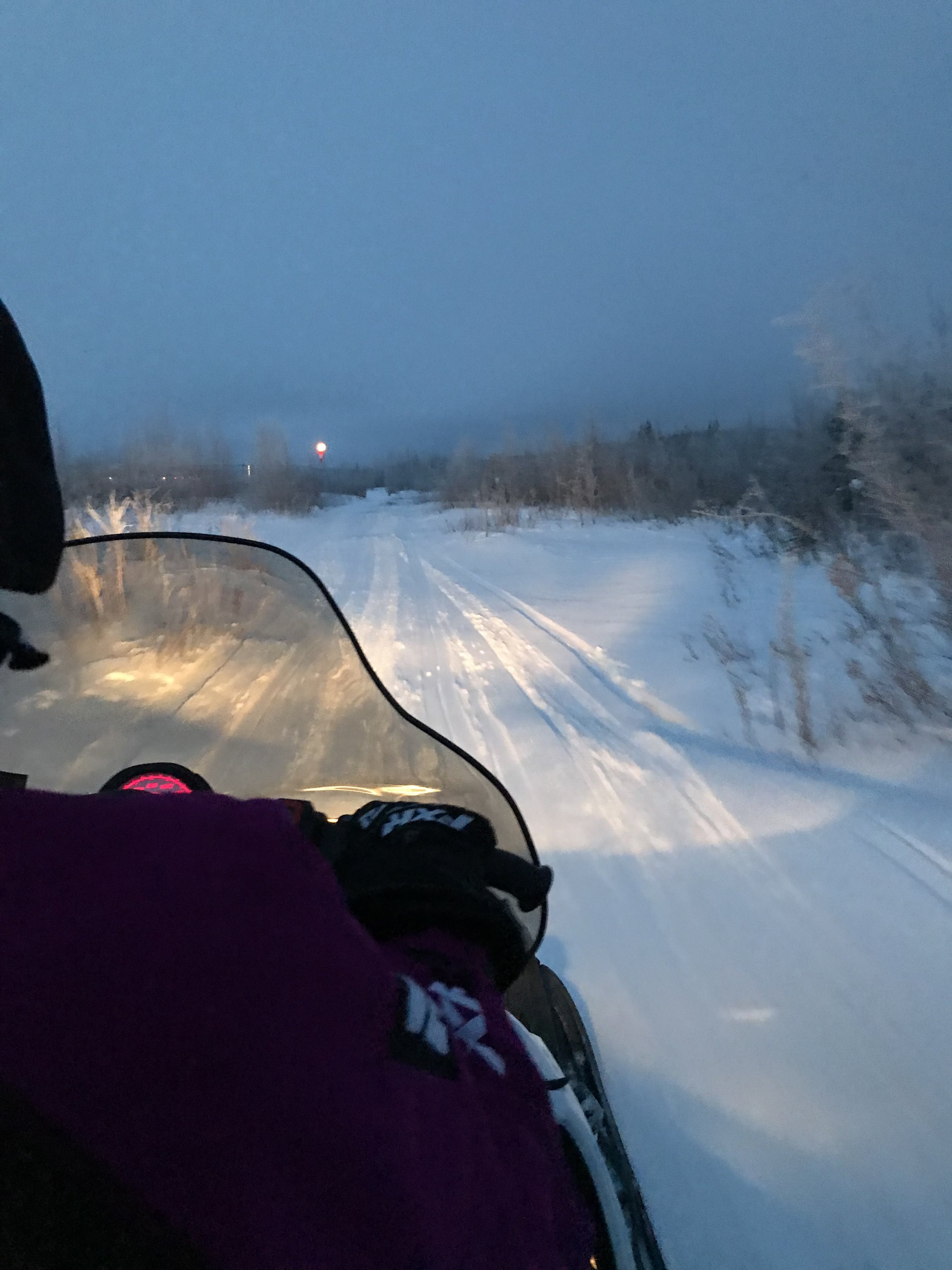 Kayleen and team speeds through the morning…