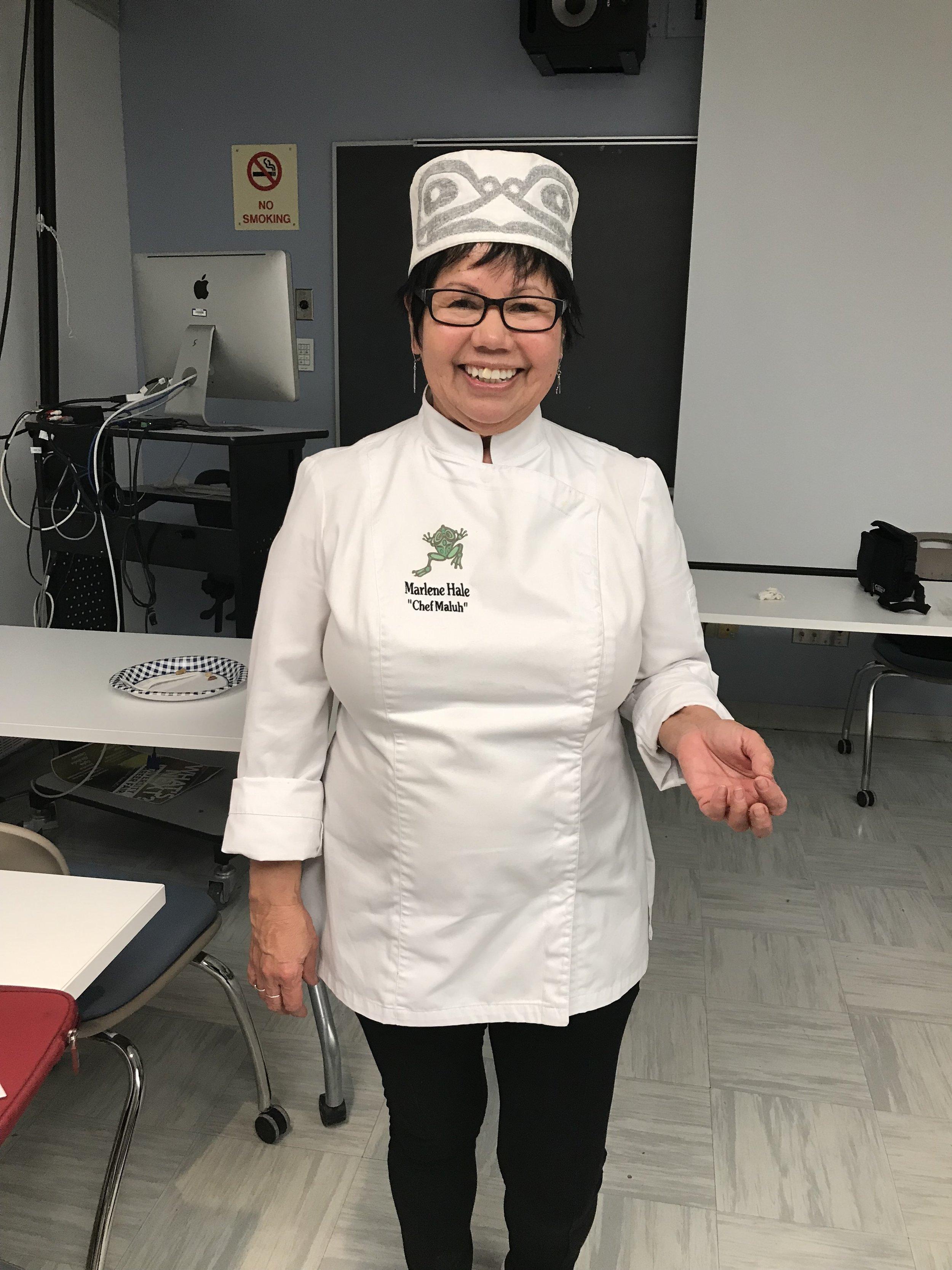 Marlene - Chef Maluh