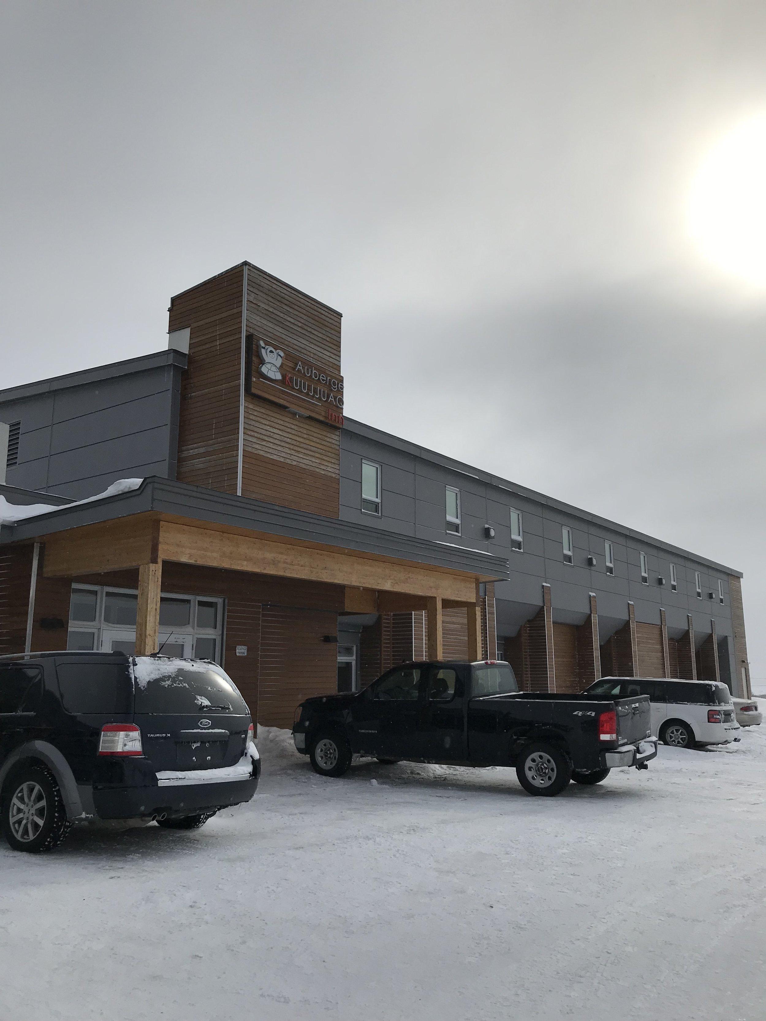 Auberge Kuujjuaq Inn