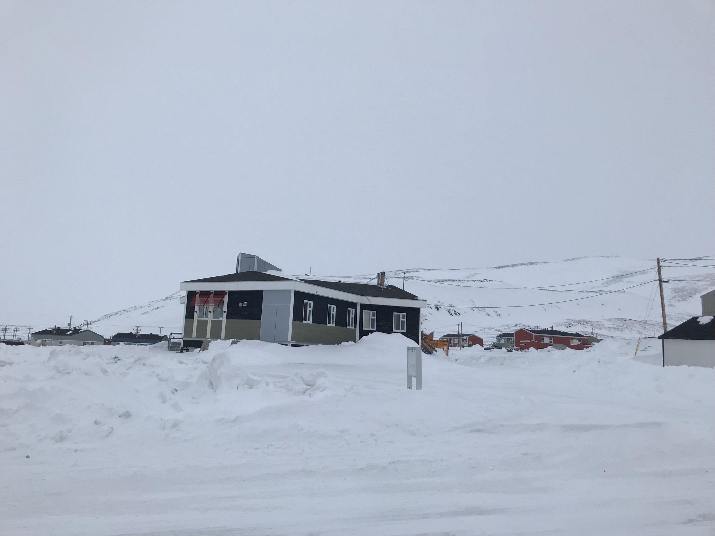 Pingualuit National Park interpretive Centre