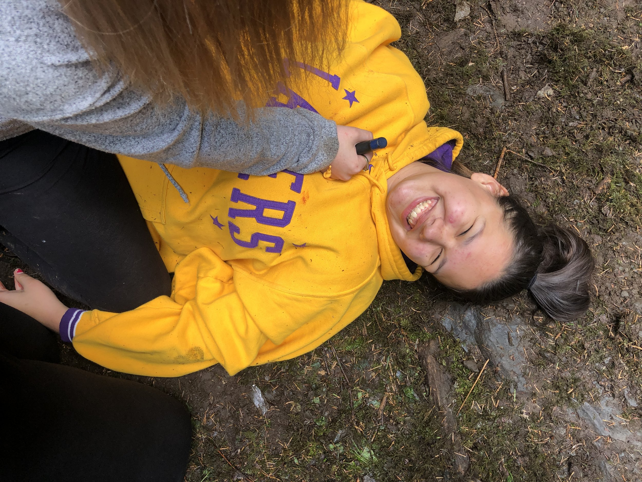 Someone kills Olivia…..#NOspoiler