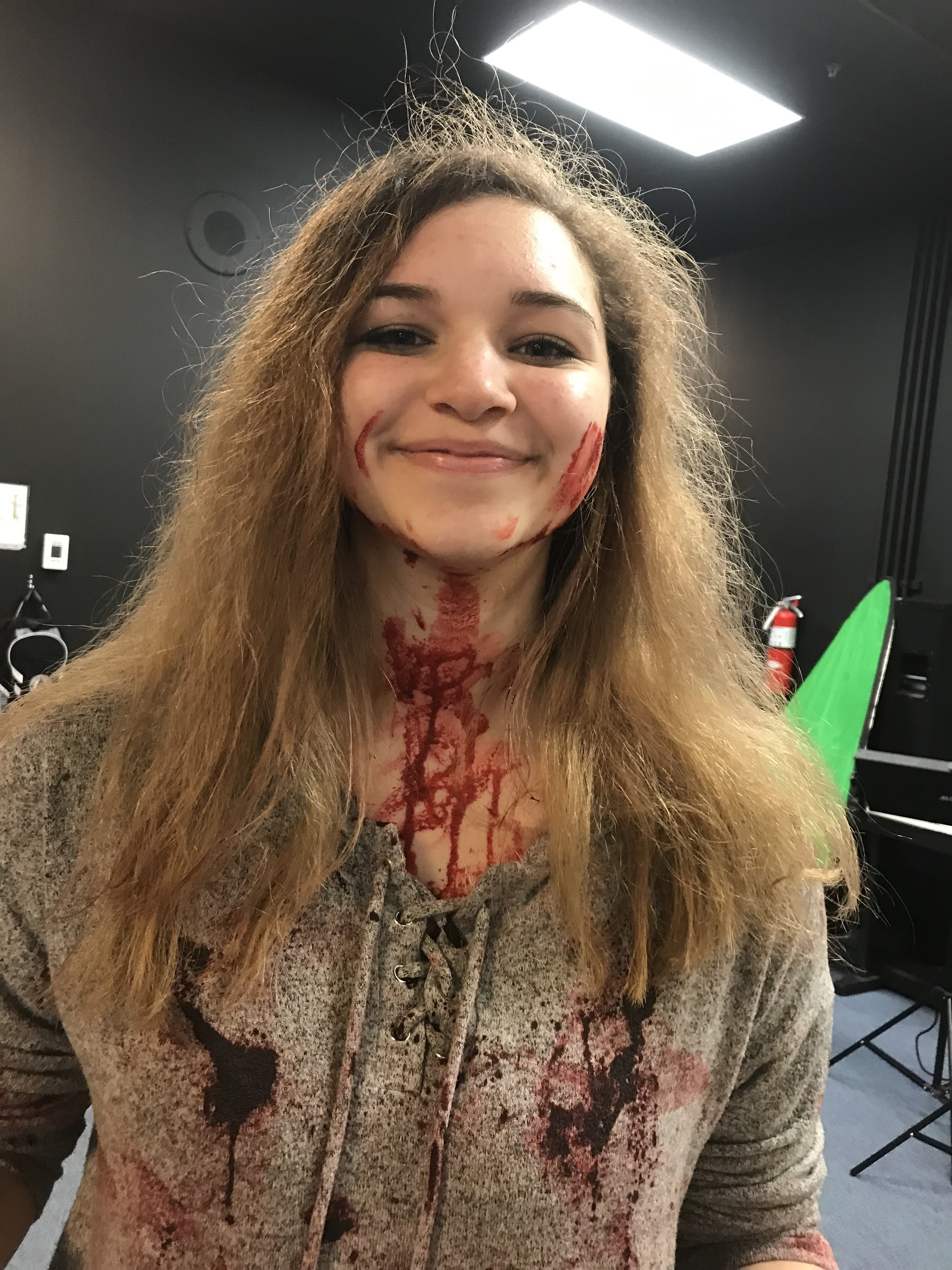 Jacey…victim or murderer? #NOspoilers