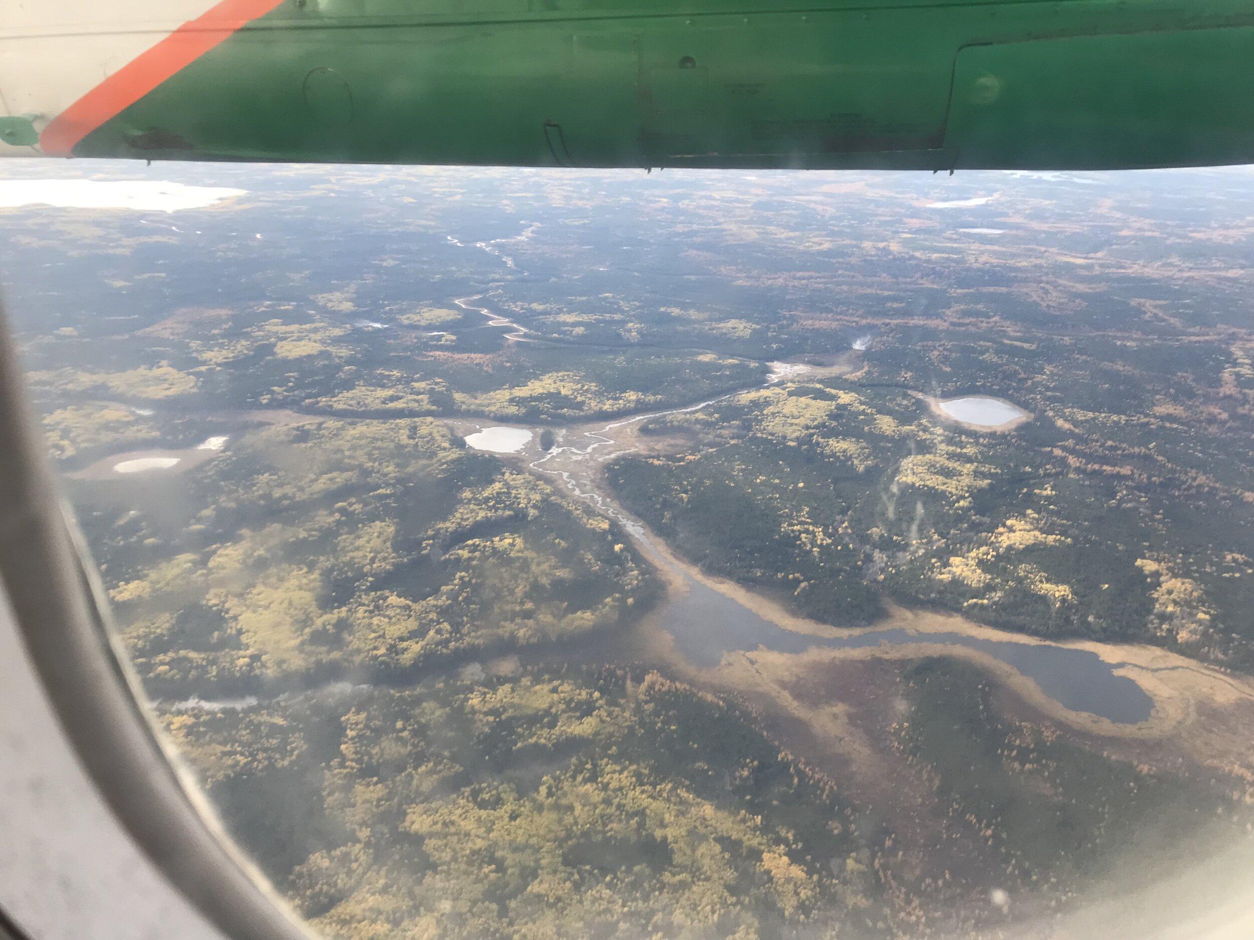 landing in Pik