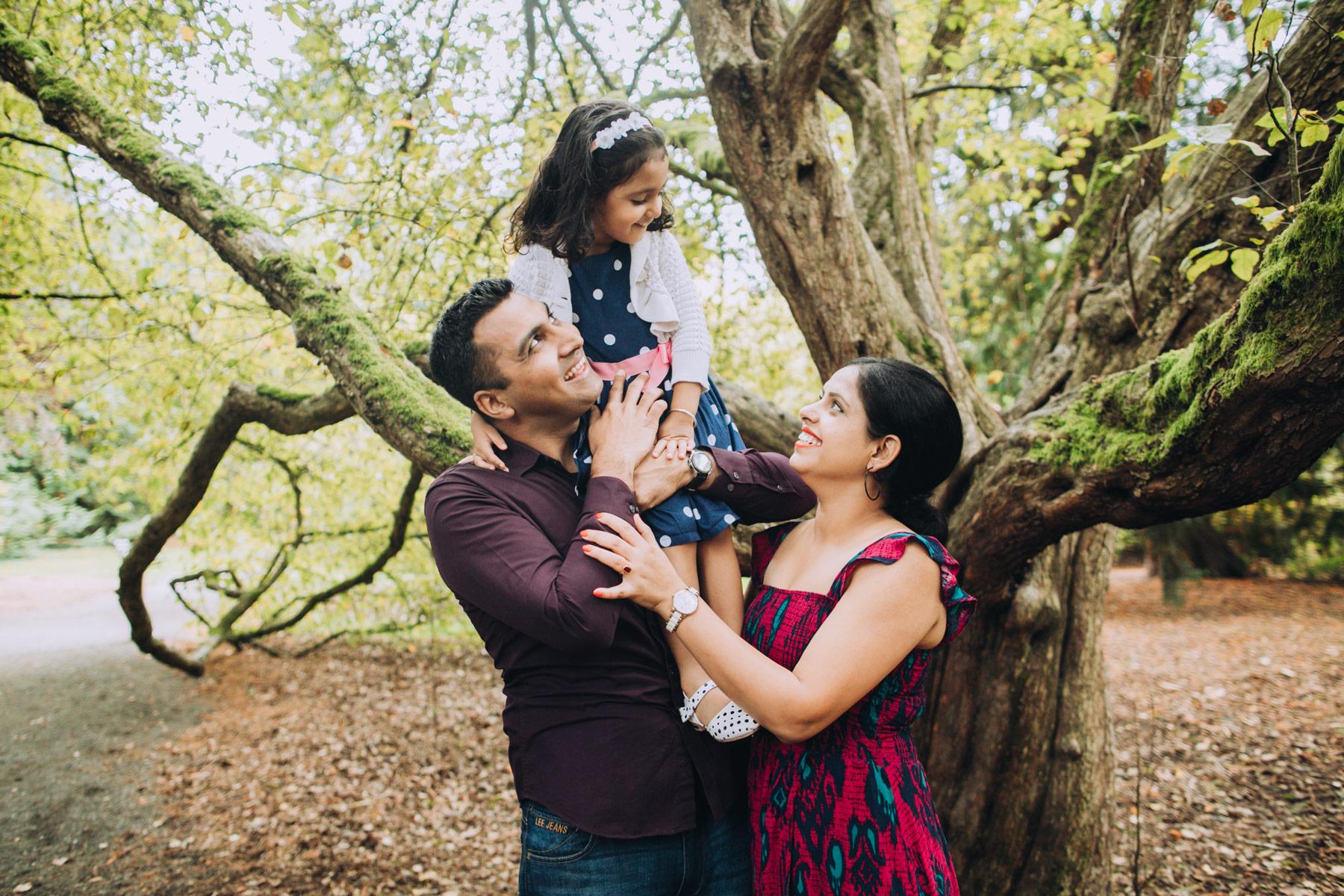 Washington Arboretum Family