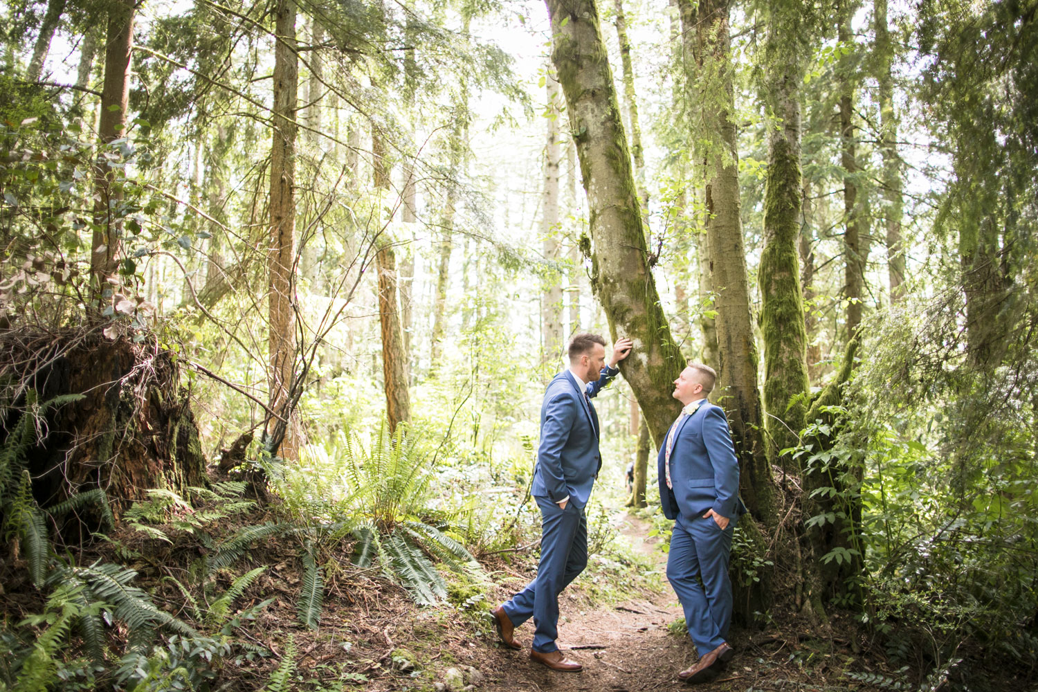 Seattle Gay wedding photographer