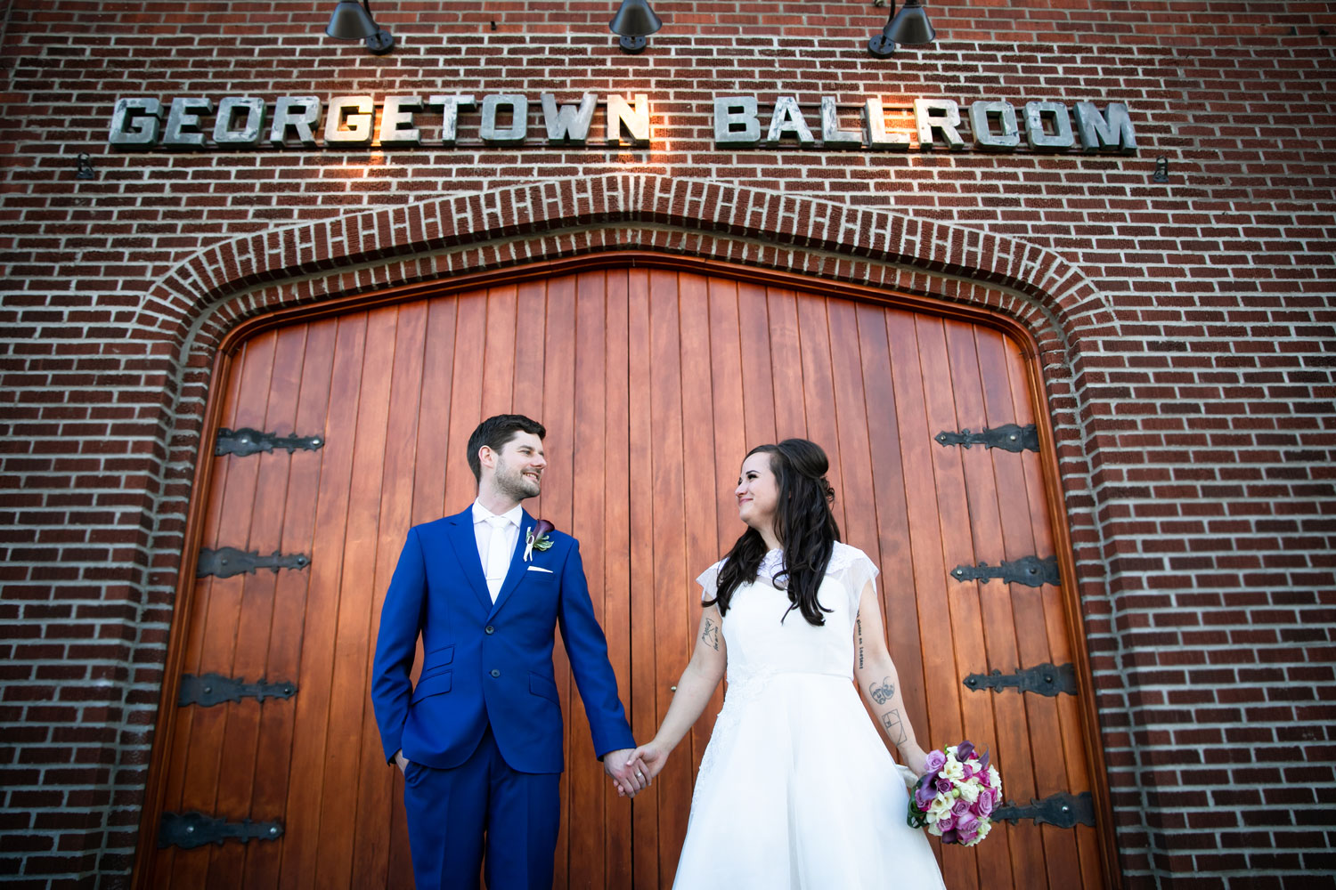 Georgetown Ballroom Wedding