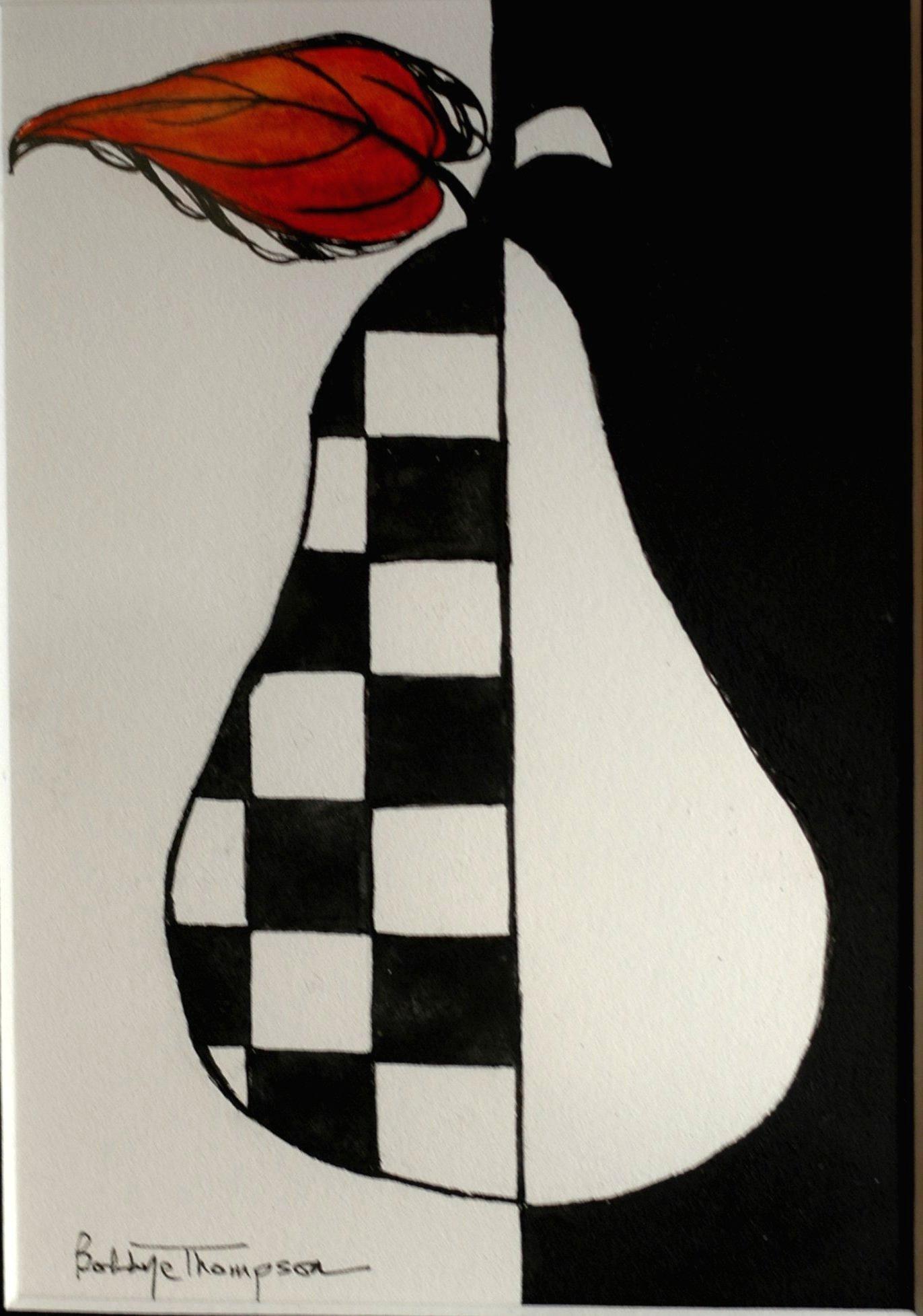 Pear Checkered