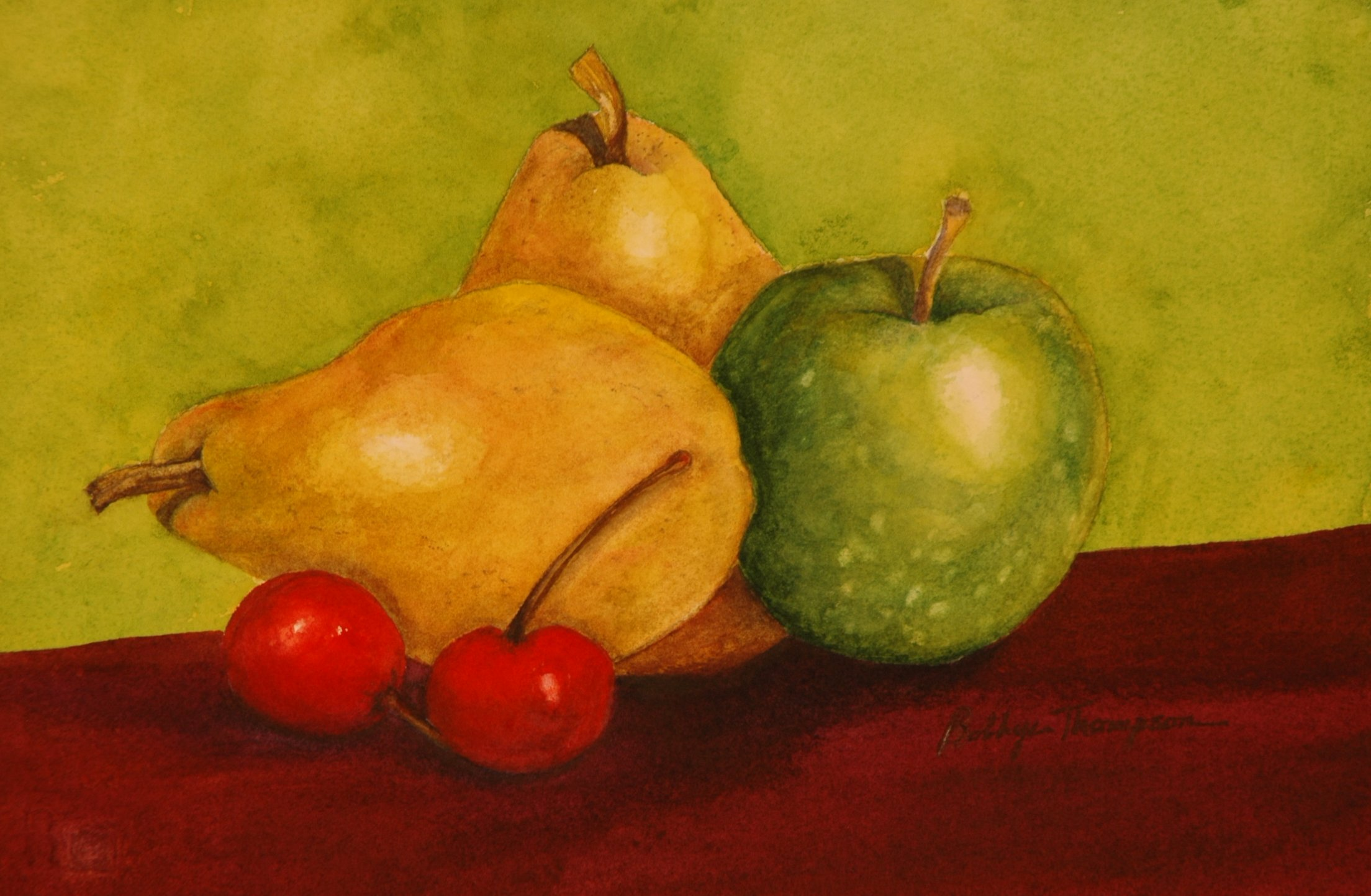 Green Apple - Watercolor.JPG