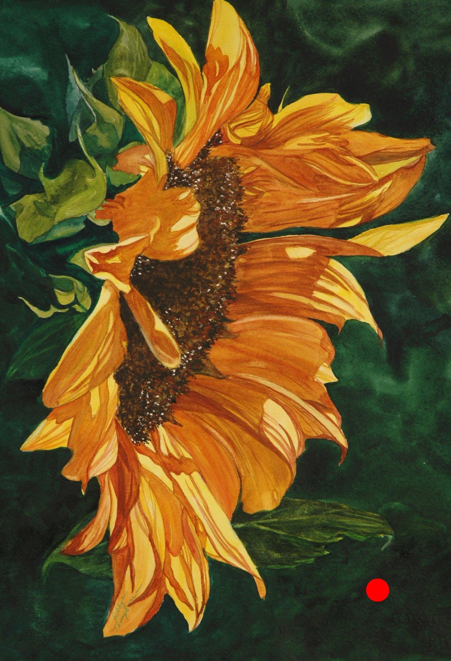 Sunflower Delight  SOLD.JPG
