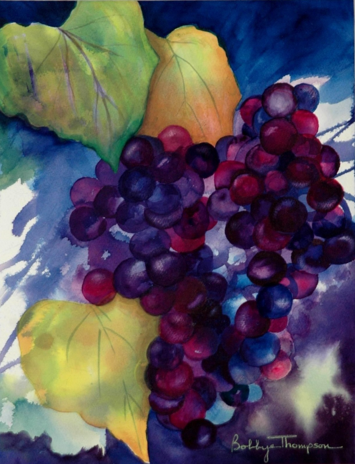 On the Vine - SOLD.JPG