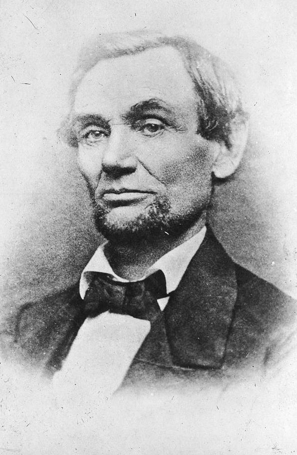 Abraham Lincoln, President-elect.  November 25, 1860. Photo Courtesy Library of Congress.