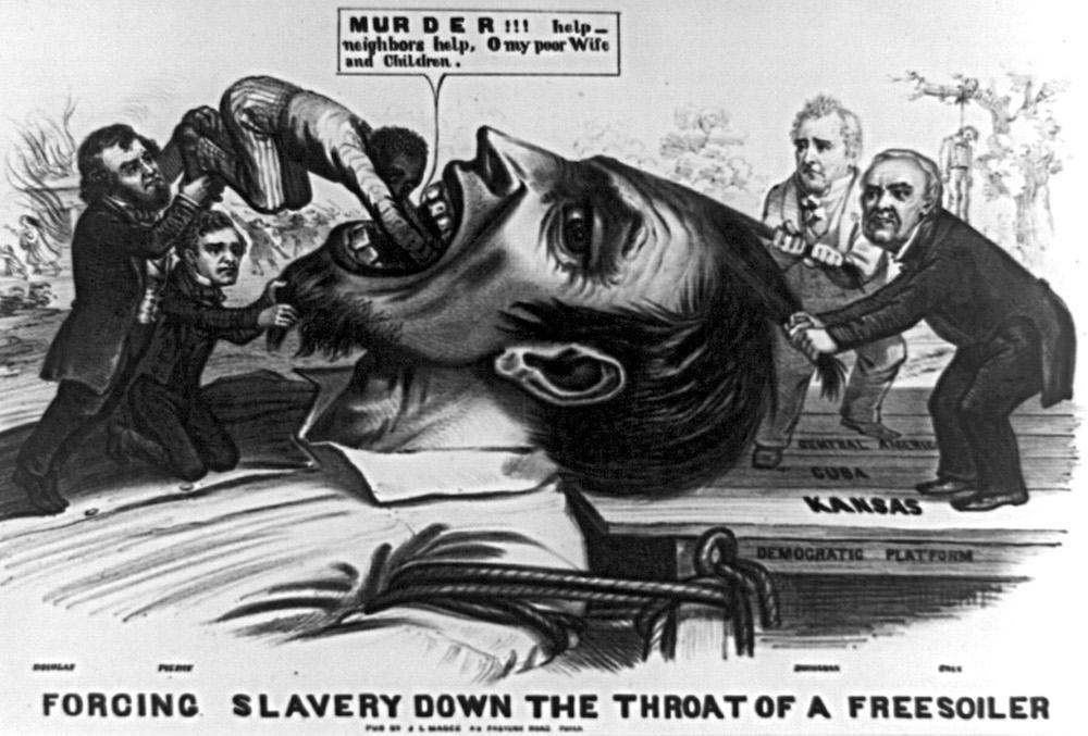 Forcing_Slavery_Freesoilers_Throats.jpg