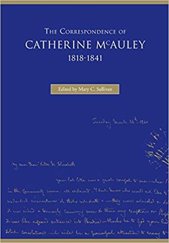 Correspondence of Catherine McAuley Book Cover.jpg