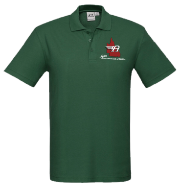 Forest Men's Polo Club Shirt (with pockets) $35 Sizes S M L XL 2XL